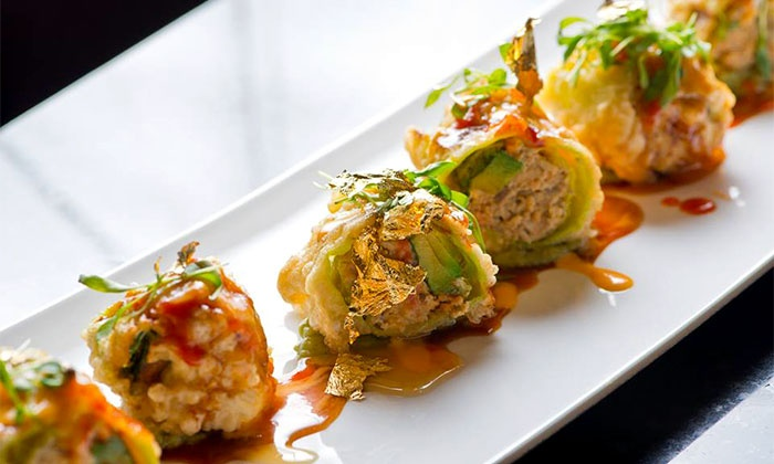 Peony Pavilion - West Windsor: Eight-Course Sushi-Tasting Dinner for Two or Pan-Asian Cuisine at Peony Pavilion (Up to 46% Off)