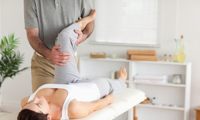 Craig Drucker, D.C.,P.C. - Syosset: Chiropractic Exam with One, Two, or Three Treatments at Craig Drucker, D.C.,P.C. (Up to 80% Off)