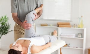 Craig Drucker, D.C.,P.C.: Chiropractic Exam with One, Two, or Three Treatments at Craig Drucker, D.C.,P.C. (Up to 80% Off)