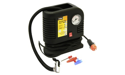 12V Mini Air Compressor for £8.99