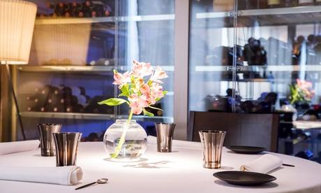 Menú degustación Estrella Michelin para 2 o 4 personas desde 99 € en Chirón