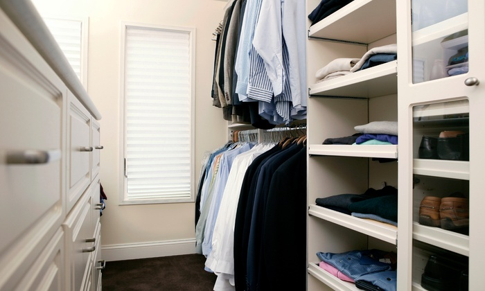 Cure for Space - Northwest Travis: $99 for Professional In-Home or Office Organization Consulting from Cure for Space ($200 Value)