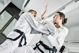 Conan's  Kickboxing, Karate, Boxing Academy: $26 for $105 Worth of Martial-Arts Lessons — Conan's Kickboxing, Karate, Boxing Academy