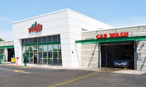 Turtle Wax Car Wash: 3 or 5 Groupons, Each Good for One Ultimate Turtle Car Wash at Turtle Wax Car Wash- Skokie (Up to 52% Off)
