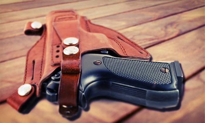I Am Not A Victim - Greer: $49 for an Eight-Hour Concealed-Weapons-Permit Course at I Am Not A Victim ($100 Value)