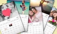 1, 2 ou 5 calendriers personnalisés format portrait A4 avec Printerpix dès 4,95 € (jusquà 81 % de réduction)