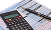45% Off Financial and Tax Consulting Services