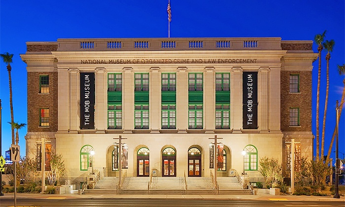 The Mob Museum - Downtown: Repeal Day Celebration Package at The Mob Museum on Friday, December 5 (Up to 42% Off). Two Packages Available.