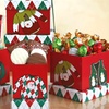 Holiday Ugly-Sweater Snack Tower
