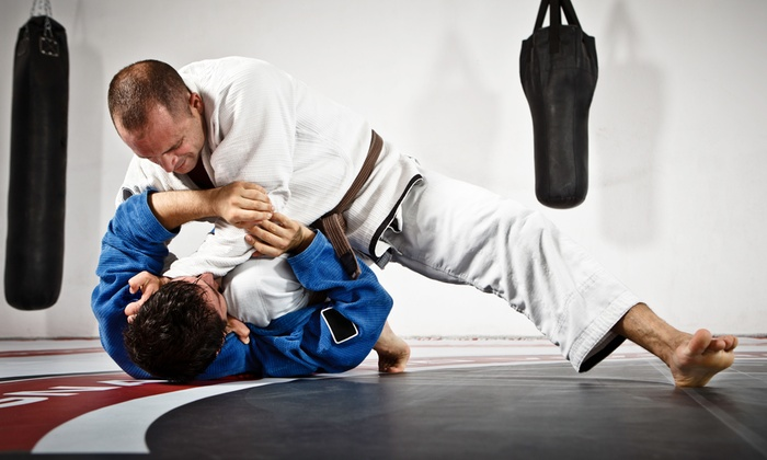 Rilion Gracie Academy - Nottingham Country: $58 for One Month of Brazilian Jiu Jitsu Classes with a Uniform at Rilion Gracie Academy ($230 Value)