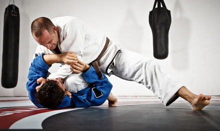 Three or Five Brazilian JiuJitsu Classes at Evolve BJJ (Up to 63% Off)