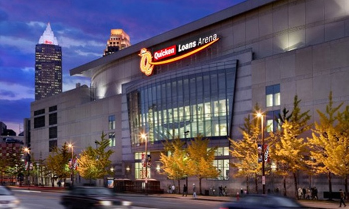 2012 FirstEnergy MAC Tournament  - Quicken Loans Arena: $20 for Two Tickets to 2012 FirstEnergy MAC Tournament at Quicken Loans Arena on March 10 ($54 Value)