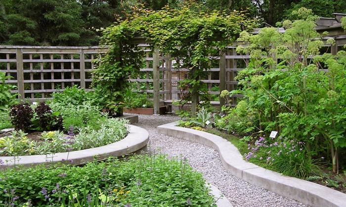 Alaska Botanical Garden - Tudor: Family, Individual, Student/Senior, or Small Business Membership at the Alaska Botanical Garden (40% Off)