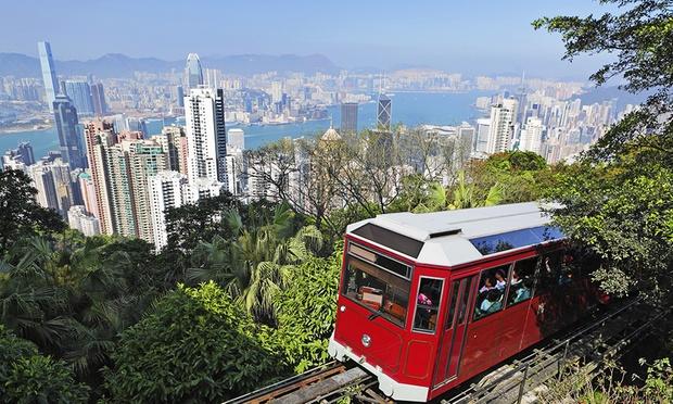 HK: Local 4-Star Stay + Flights 4