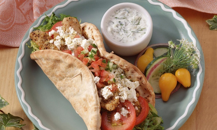 Kostas Cafe - Plano: Greek Food for Lunch or Dinner at Kosta's Cafe (Up to 40% Off)