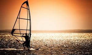Genova Surfing Club: Esperienza di wind surf fino a 2 persone con Genova Surfing Club, sul lungomare di Genova (sconto fino a 63%)