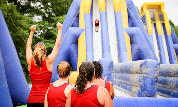 Roundhouse Racing - Woodworth Farms: One or Two Entries to Roundhouse Racing's 5K Foam Fest on Saturday, July 26 (Up to $81 Value)