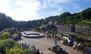 New Lanark Visitor Centre: New Lanark Visitor Centre: Entry for Two or a Family of Three, Four or Five (Up to 37% Off)