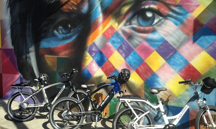 Polaris E Bikes Miami - Wynwood: $25 for $49 Worth of Road Cycling — Polaris E Bikes MIami