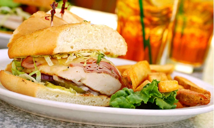 Hot Chick - Middletown: Chicken Wings, Sandwiches, and Fried Food at Hot Chick (Up to 50% Off). Two Options Available.