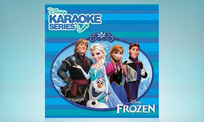 Hot New Release: Frozen Karaoke CD: Hot New Release: Frozen Karaoke CD. Free Returns.