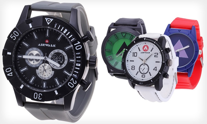 Airwalk Unisex Watches: Airwalk Unisex Watch (Up to 47% Off). Thirty Options Available. Free Shipping and Free Returns.
