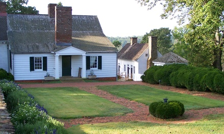 Visit to Home of President James Monroe for Two or Four at Ash Lawn-Highland (Up to 43% Off)