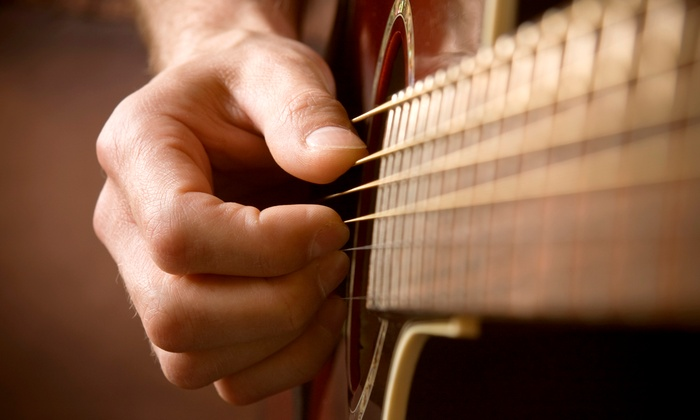 Performing Arts - Depew: Four or Eight Weeks of Music Lessons or One or Two Months of Rock Band 101 at Performing Arts (Up to 55% Off)