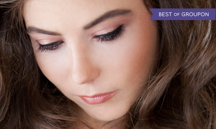 Holistic Fusion - Englishtown: Full Set of Eyelash Extensions with Options for One or Three Fill-Ins at Holistic Fusion (Up to 76% Off)