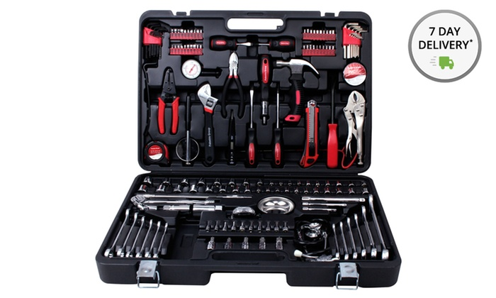 157-Piece Complete Tool Set: 157-Piece Complete Tool Set. Free Shipping and Returns.