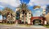 Ramada Plaza Anaheim Resort - Disneyland: Stay at Ramada Plaza Anaheim in California, with Dates into June