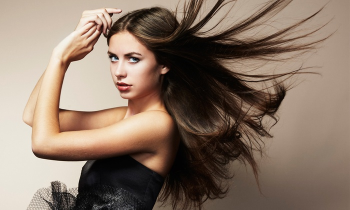 Stacy Robles at Hush Hush Bang Bang - Costa Mesa: One, Three, or Five Blowouts with Deep-Conditioning from Stacy Robles at Hush Hush Bang Bang (Up to 66% Off)