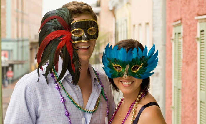 NOLA Native Tours - French Quarter: Beyond Bourbon Street – A Walking Tour for Two or Four from NOLA Native Tours (Up to 55% Off)