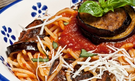 $20 for $34 Worth of Italian Cuisine and Drinks at Marcello Ristorante