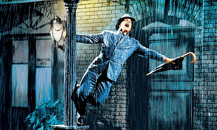 """Singin' in the Rain - Heinz Hall for the Performing Arts: Pittsburgh Symphony Orchestra Presents """"Singin' in the Rain"""" at Heinz Hall, March 13–15 (Up to 44% Off)"""