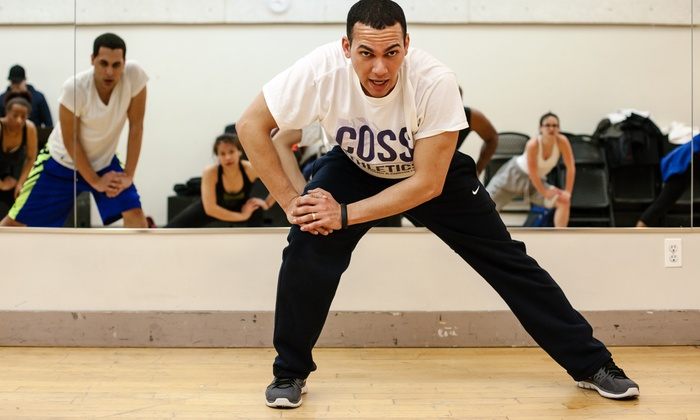 Coss Athletics - Bowery: Five Boot-Camp Classes at Coss Athletics Llc (65% Off)
