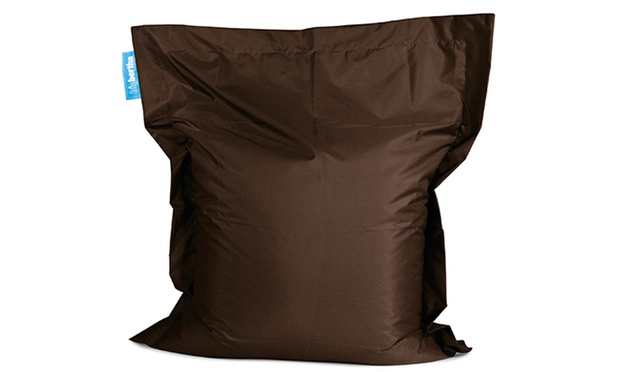 pouf big bertha 140x130cm groupon shopping. Black Bedroom Furniture Sets. Home Design Ideas