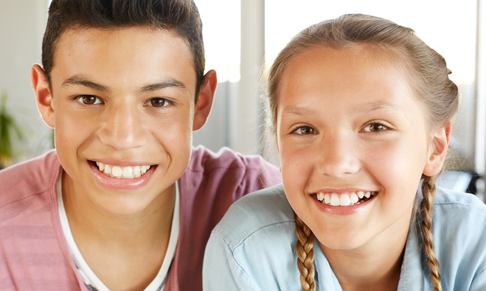 Smiles by Roxana Orthodontics - Gaithersburg: Consult, X-Ray, Exam, and Orthodontic Credit with Optional Whitening at Smiles by Roxana Orthodontics (Up to 99% Off)