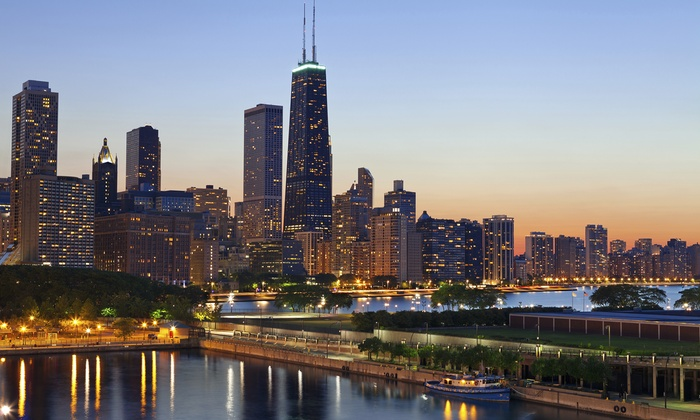 See It All Chicago Tours - Chicago: Chicago Mini-Bus Tour for Two, Four, or Six from See It All Chicago Tours (Up to 63% Off)