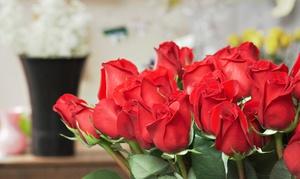 Ditelo Con Un Fiore: Bouquet con 7, 15, 25, 50 o 70 rose al negozio Ditelo Con Un Fiore (sconto fino a 80%)