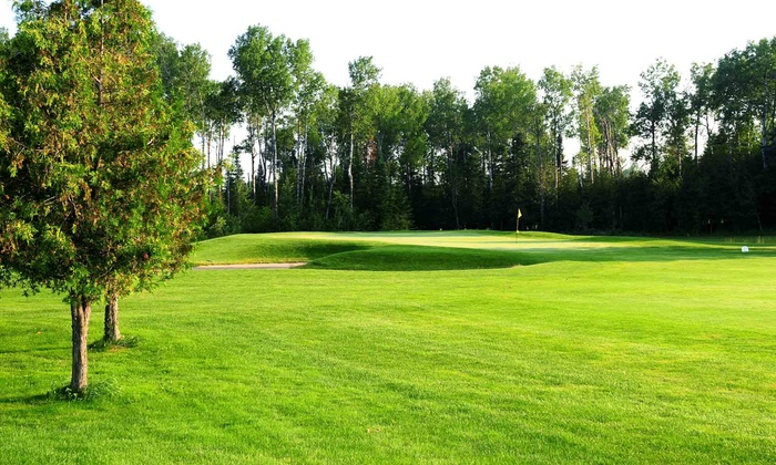 Glen Mar Golf - Ashton: 18 Holes, Carts, and Range Balls with Optional Meal at Glen Mar Golf (Up to 51% Off). Three Options Available.