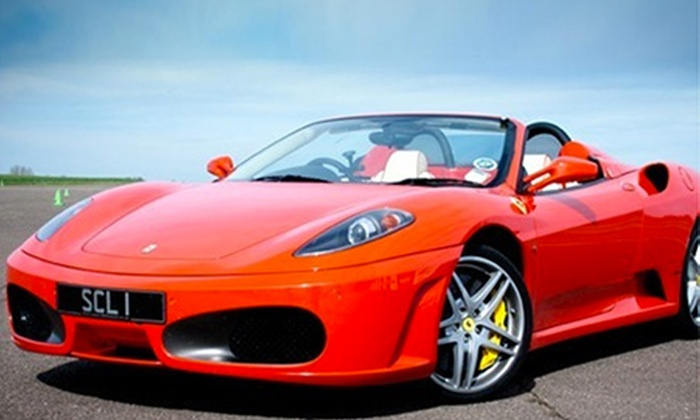 Supercar Lifestyle - Nuneaton: Supercar Experience: Two (£36) Or Three (£49) Laps in Choice of Car With Supercar Lifestyle