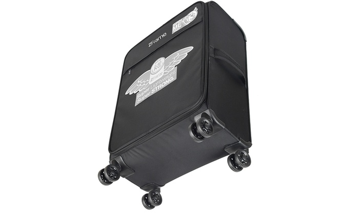 Up To 20% Off ZFrame 22\'\' Lightweight Suitcase | Groupon