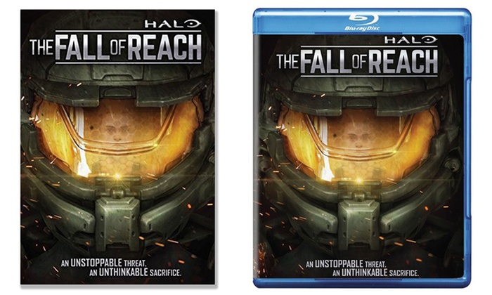 Halo Fall Of Reach Preorder Groupon Goods
