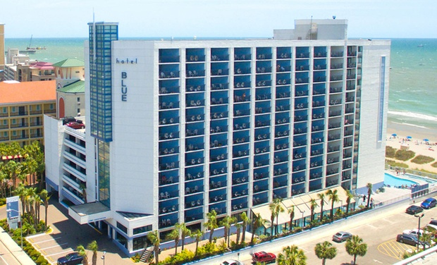 Hotel Blue Myrtle Beach Sc Stay At In