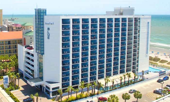 Oceanfront Resort in Myrtle Beach