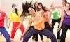 Dance Fitness - Bonn: Zumba-Flat für 1 oder 2 Personen bei Dance Fitness (bis zu 50% sparen*)