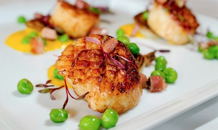 Seven-Course Gourmet Tasting Dinner for Two, Four, or Six at Bergamot (43% Off)