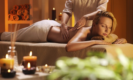 One-Hour Full Body Massage for One or Two at Suprina Salon and Spa (58% Off)