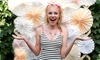 Glamour Shots - Village on the Green: Senior-Portrait Photo Shoot with Hair and Makeup, Including Print and Digital Images at Glamour Shots (Up to 94% Off)